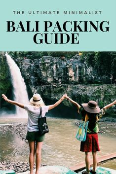 The Ultimate Minimalist Bali Packing Guide