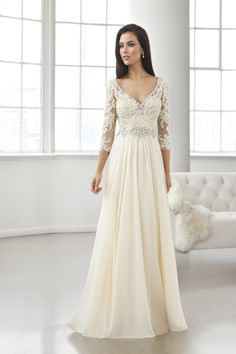 Eleni Elias Collection Official Web Site - Mother of the Bride Collection - Style M182