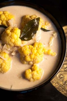 Beendhi Curry de Chou Fleur
