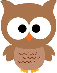 Resultado de imagen para cute owl clipart black and white