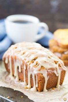 This easy pumpkin banana quick bread also contains walnuts and is super moist…
