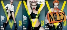 We love #MileyCyrus for V Magazine's Summer 2013 Issue #FashionTV