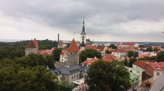 Greetings Card-Old Town of Tallinn, a Unesco World Heritage Site. Tallinn, Estonia-Photo Greetings Card made in the USA Puzzle Of The Day, Cruise Destinations, Walled City, Baltic Sea, Photo Diary, Travel Images, Walking Tour, World Heritage Sites, Nice View