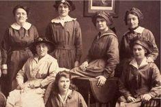 American Suffragette Sash