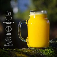 THE GOLDEN BEET JUICE