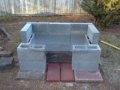 Barbecue Pit, Outdoor Furniture Sets, Outdoor Decor, Diy, Smoke, Home Decor, Bar Grill, Decoration Home, Barrel Smoker