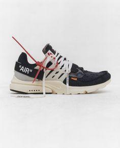 Air Presto Nike The Ten Off White Virgil Abloh