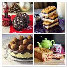 The Christmas baking countdown is on and we've added over FORTY brand new baking ideas since late November in addition to the hundreds of others already available on Rock Recipes. Drop by the website and browse or search for yummy cakes, cookies, squares,cookie bars and luscious desserts to end your perfect Christmas dinner.