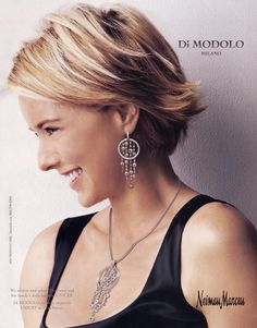 Image result for tea leoni hair