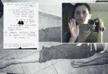 Biletul de adio lăsate de Mădălina Manole: Sunt de neiertat, mă gândesc la voi toţi!