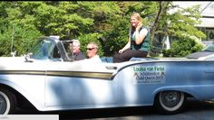 Louisa was the 2013 Schutzenfest Festival Child Queen in Germany. She was the special guest in the 2015 Schutzenfest Festival Parade in Ehrhardt, SC.