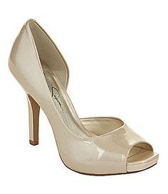Wow! must have! Jessica Simpson Josette Pumps | Dillards.com