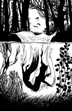 ART.RPG - Cserny Timea - Ólomerdő - Firene ébredése