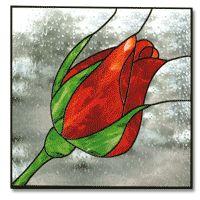 Free Pattern, Rose Stem