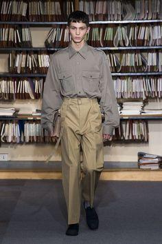 Dries Van Noten | Menswear - Spring 2018 | Look 15