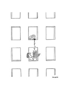 Saul Steinberg, Canvas Art and Posters at Art.com