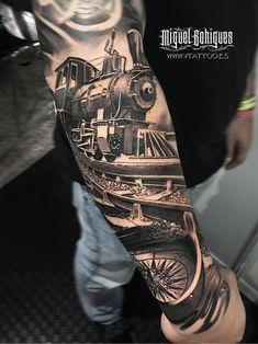 tattoo tattoo masculina ideas for harry potter tra Dope Tattoos, Car Tattoos, Body Art Tattoos, Sleeve Tattoos, Tattoos For Guys, Cowboy Tattoos, Western Tattoos, Zug Tattoo, Tattoo Fonts