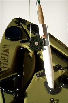 Fly Rod Adaptor - Freedom Hawk Kayaks