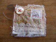 Handmade Brooch, by hens teeth