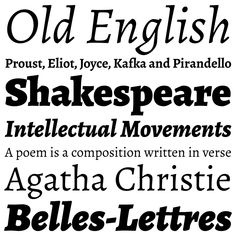 A year that saw great experimentation and invention in typeface design, 2012 also brought us a plethora of grotesques and ornate scripts. While superficially a conventional book type, Juan Pablo de...