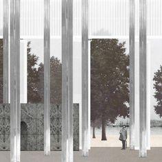 Resultado de imagen para contemporary architectural representation 2d