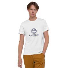 Pisces Birthday Birth Zodiac Sign Unisex Organic Cotton T-Shirt – Li-Jacobs Environmentally Friendly Clothing, Pisces Birthday, Organic Cotton T Shirts, Leo Zodiac, Custom T, Mens Clothing Styles, Slim Fit, Tee Shirts, Unisex