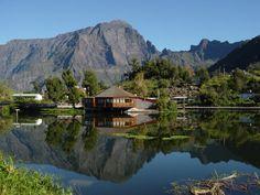 Cirque de Cilaos, Ile de La Réunion