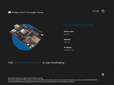 Windows 10 IoT Core Insider Preview  Plus de découvertes sur Le Blog Domotique.fr #domotique #smarthome #homeautomation