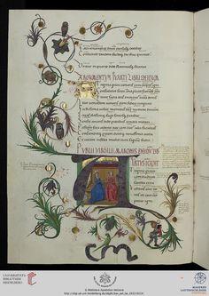 Vatikan, Biblioteca Apostolica Vaticana, Pal. lat. 1632 Vergilius Maro, Publius Sammelhandschrift — Heidelberg, 1473/1474  108v