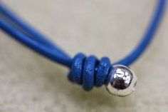 How to Tie a Slide Knot to Make an Adjustable Bracelet - Bead World