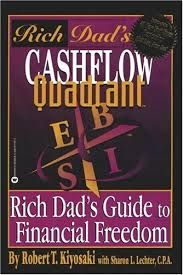 Cashflow Quadrant: Rich Dad's Guide to Financial Freedom by Robert T. Kiyosaki, Sharon L. Lechter My fave of them all. Great Books To Read, Used Books, My Books, Quotes Dream, Life Quotes Love, Tony Robbins, Robert Kiyosaki Books, Rich Dad Poor Dad, Just Dream