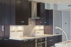 The Place For Kitchens   Contemporary   Kitchen   Toronto   Elmwood Fine  Custom Cabinetry