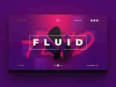 Fluid (website).