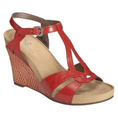 0adeecf46 Women s A2 By Aerosoles Plushfever Sandal - so cute in red