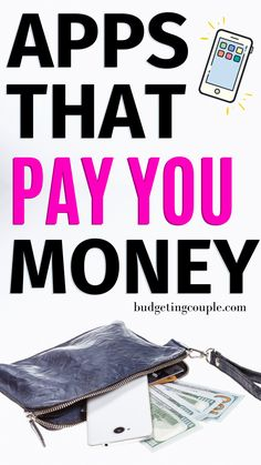 Money Hacks, Money Tips, Make Money Fast, Make Money From Home, Apps That Pay You, Online Jobs From Home, Money Today, Extra Money, Business Tips