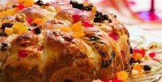 Receita de Rosca de frutas secas - Receitas de Doces e Sobremesas - Portal Vital