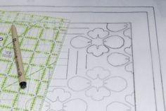 3 ways to transfer a sashiko design to your fabric [sashiko stitchers]