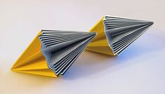 can anyone say me the name of these origami?