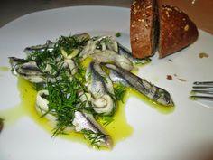 Γαύρος μαρινάτος γρήγορος και πεντανόστιμος !!! ~ ΜΑΓΕΙΡΙΚΗ ΚΑΙ ΣΥΝΤΑΓΕΣ Asparagus, Seafood, Steak, Pork, Fish, Chicken, Vegetables, Sea Food, Kale Stir Fry