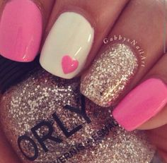 ❤❤ cute nails