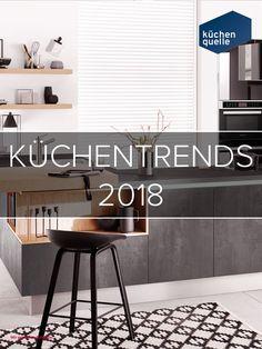 224 besten k chentrends 2018 bilder auf pinterest k che und esszimmer haus k chen und kleine. Black Bedroom Furniture Sets. Home Design Ideas
