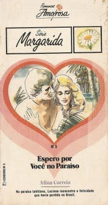Clube Do Romance De Amor, Romances Amorosa e Romance Rebeca Blog: Espero Por Você No Paraíso - Alina Correia - Roman...