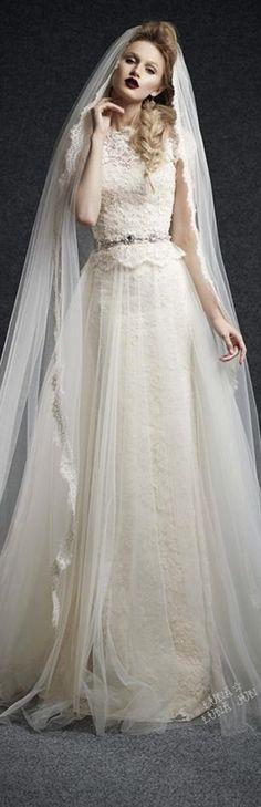 Ersa Atelier Bridal Fall 2015