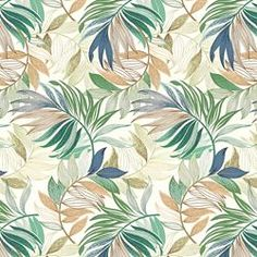 OASIS OUTDOOR CHAMBRAY - Floral/Foliage - Shop By Pattern - Fabric - Calico Corners