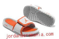 10124eafa7da1e Buy New Nike Jordan Hydro 2 Slide Sandal White Orange Basketball Shoes Store