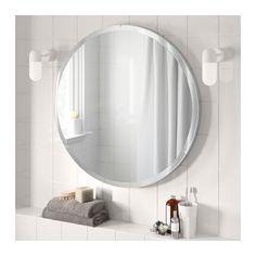 RONGLAN Mirror, aluminum 31 1/2
