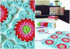 HaakKamer7: Sunny crochet