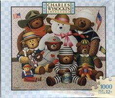Charles Wysocki Americana Series 1000 Piece Puzzle - The Gangs All Here by Hasbro, http://www.amazon.com/dp/B005FI5RY6/ref=cm_sw_r_pi_dp_FHIQrb0KBD77K