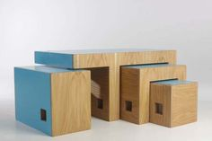 ReStyle Multifunctional Modular Furniture by James Howlett 1
