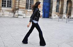 Geraldine Saglio...an editor at French Vogue